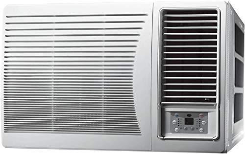 Prem-I-Air 9000 BTU DC Inverter Window Air Conditioner with Remote Control & Timer,