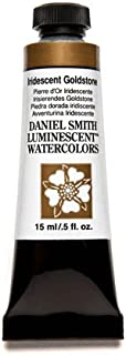 DANIEL SMITH Extra Fine Watercolor 15ml Paint Tube, Iridescent Goldstone