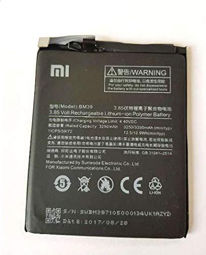 Xiaomi - Bateria Original Xiaomi BM39 para Xiaomi Mi6, Bulk