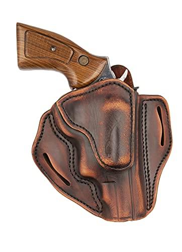 1791 GUNLEATHER Taurus Judge Holster - OWB Leather Revolver...