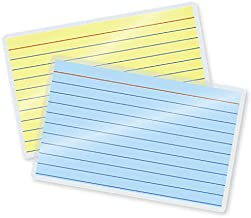 TruLam Laminating Pouches - File/Index Card Size - 3-1/2-Inch by 5-1/2-Inch - 5 Mil Thickness - 200 Per Box - Compatible with Most Pouch Laminating Machines