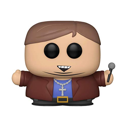 Funko- Pop Animation: South Park-Faith +1 Cartman Figurine de Collection, 51638, Multicoleur