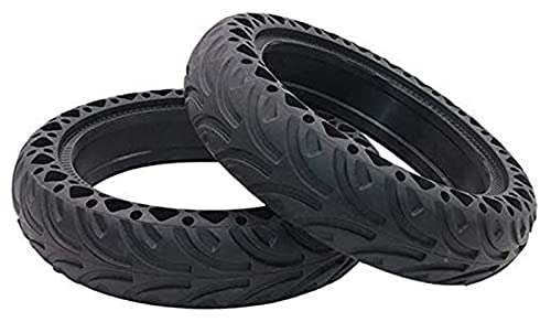 JIUYUE Scooter tire Electric Scooter Tires, 8.5 Inch 8 1 / 2x2 Explosion-Proof Honeycomb Tires, Wear-Resistant Shock Absorption, Suitable for M365 Electric Scooter tyre