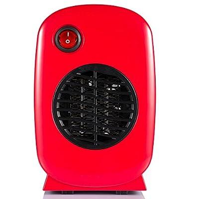 Brightown Personal Ceramic Portable-Mini Heater for Office Desktop Table Home Kitchen Dorm