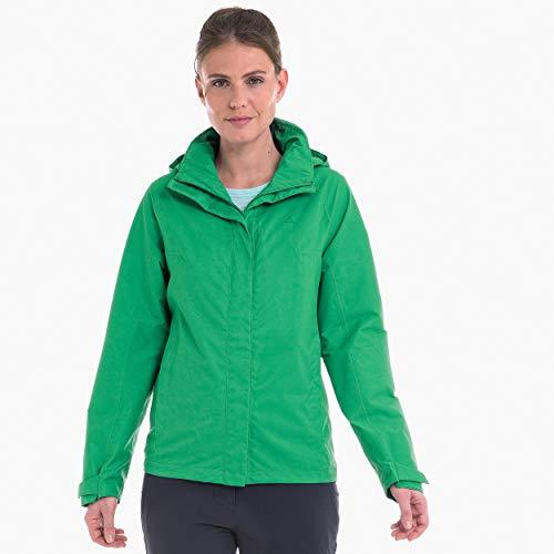 Schöffel Regenjacken Jacket Easy L4 6217 - grün 50