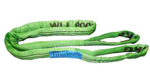 Baumschlinge 3,3-Tonnen 2 Mtr. für 6 Teilige Slackline Befestigung