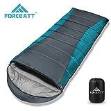 Forceatt 3-4 Jahreszeiten Schlafsack,Allgemeine Temperatur ist -10℃-15℃,Deckenschlafsack für...