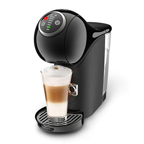 NESCAFÉ Dolce Gusto Genio S Plus Automatic Coffee Machine Black by Krups