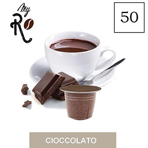 50 Nespresso-Compatibele capsules - Chocolade - MyRistretto