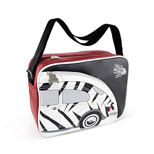 BRISA VW Collection Volkswagen VW Kever Schoudertas Landschapsformaat- Zebra