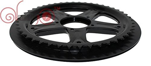8FUN BAFANG BBS01 BBS02 52T Chain Wheel And Replacement Chain Guard