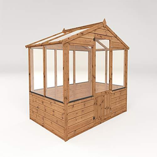 Waltons 4 x 6ft Evesham Wooden Greenhouse