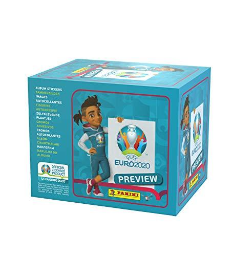 UEFA Sticker Collectie x60 Pakketten x60 Packs