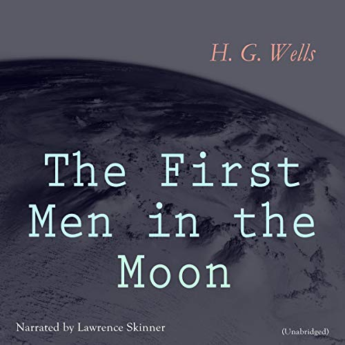 The First Men in the Moon Titelbild