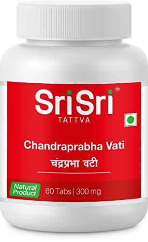 Sri Sri Tattva Ayurvedic Chandraprabha Vati Tablets - 60 Tablets (1)