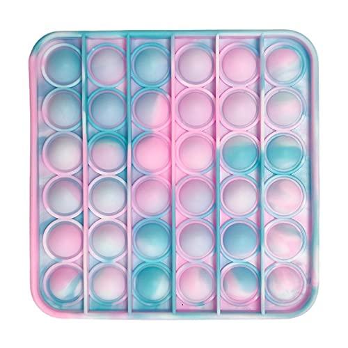 2021 Fidget Toys Pack Fidget Toy for School Push pop Fidget-Spielzeug, einzigartige Form, sensorisches Spielzeug Zappelspielzeug mit Quetschblasen TozuoyouZ 33