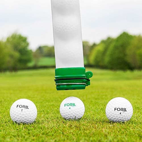 FORB Golfball Sammelrohr – Golfball Shag Rohr – Golfzubehör