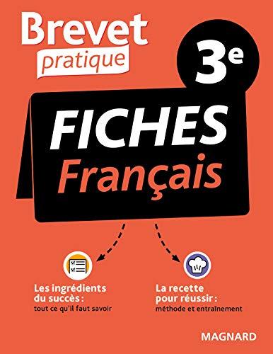 Brevet Pratique Fiches Français 3e (2021)