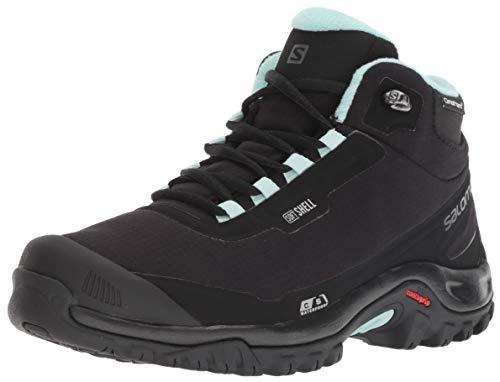 Salomon Shelter CS WP W Chaussures D'hiver Black
