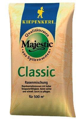 Majestic-Rasensamen: Majestic Classic, 10 kg - 1 Sack/ 10 kg