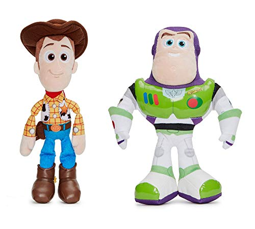 Toy Story - Pack 2 Peluches 11'80