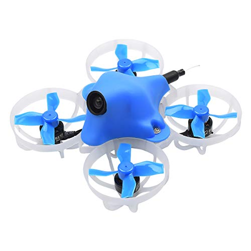 BETAFPV Beta65X FPV 2S Brushless Whoop Drone Frsky with BT2.0 Connector Nano HD Camera F4 AIO 2S FC 14000KV 0802 Motor for CineWhoop FPV Racing Whoop Drone Quadcopter