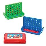 Baker Ross Mini 4 en Raya Juegos de Navidad: Juguetes novedosos para niños, Fiesta, botín o Bolsa de premios (Paquete de 4)