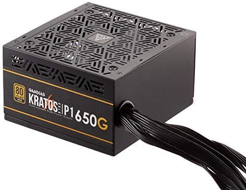 GAMDIAS ALIMENTATORE KRATOS P1-650G 650W RGB 80 PLUS GOLD