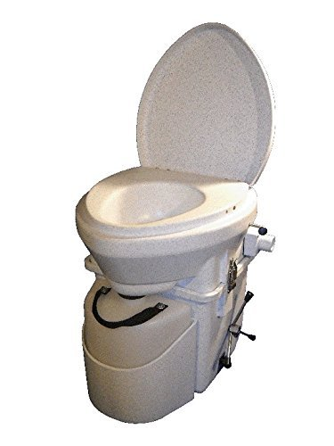 Nature's Head Composting Toilet with Spider Handle by Nature's Head