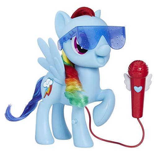 My little Pony–Pony Figur Singing Rainbow Dash (Hasbro e1975105)