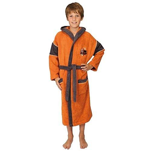 Mauz garçon Robe Orange Orange - - 10 ans