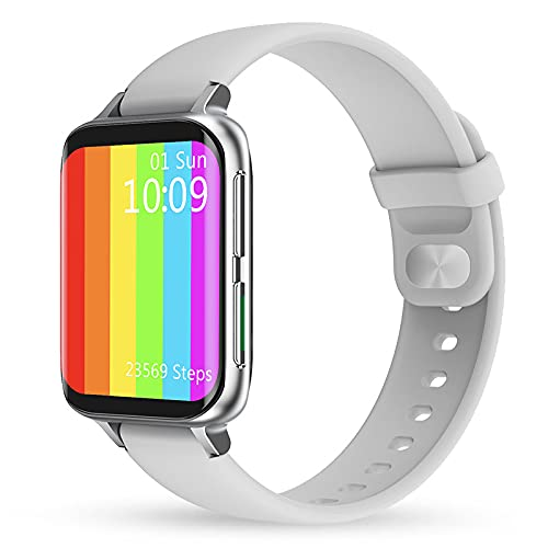 LSQ DT93 Smart Watch Women's Shistwatch Relojes Hombres Smartwatch Tasa del Corazón Monitor De Sueño Pulsera Reloj Electrónico,E