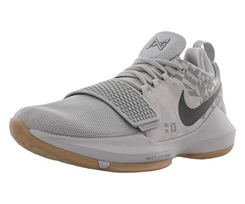 Nike PG 1 Wolf Grey/Wolf Grey-Cool Grey (10.5 D(M) US)