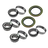 Front Wheel Bearing and Hub Assembly for 1997-2004 Ford F-150 1997-1999 F-250 2004 F-150 Heritage 1997-2002 Expedition