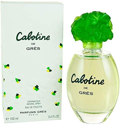 Gres Parfums Cabotine Eau de toilette Vaporisateur 100 ml