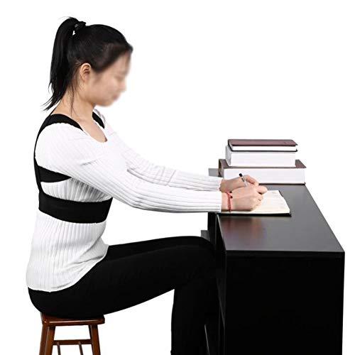 LSRRYD Adjustable Posture Corrector Spine Back Brace Support Belt Lumbar Correction Bandage Shoulder Brace For Men Women