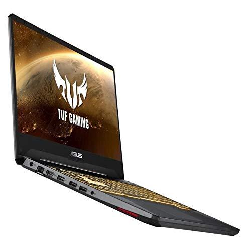 ASUS TUF Gaming TUF505DV-AL062T AMD Ryzen 7 3750H 15.6pcs FHD 8Go 512Go NVMe SSD RTX2060 6Go W10H Noir 2a