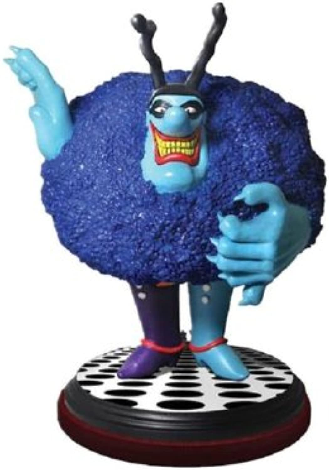 Rock Iconz The Beatles Yellow Submarine bluee Meanie Ltd. Edition Statue