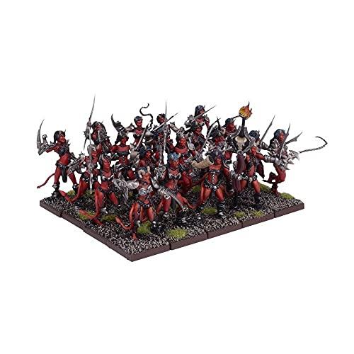 Mantic Games MGKWA104 Regiments - Modelo en Miniatura, Multicolor