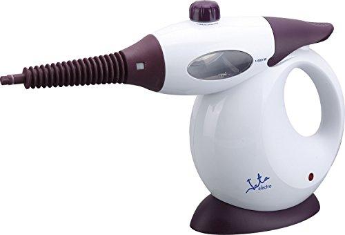 Jata LV900 Limpiador de Vapor Vaporeta Llenado Continuo Alta Temperatura Cable 4,90 m Accesorios muy Completos Incluidos