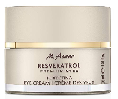 M. ASAM - Resveratrol Premium Eye Cream