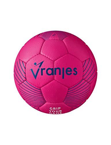 Erima Unisex– Erwachsene Vranjes17 Handball, pink, 2