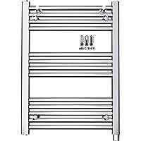 Avonflow 250W 13+1 Bars Towel Heater (Chrome Mirror Polish)