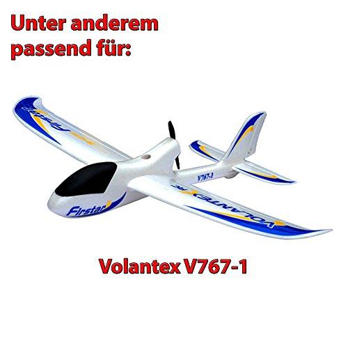 HSP Himoto Original Propeller für RC Flugzeug Volantex v767-1, Ersatzteil, Modell, Flieger,, Rotor