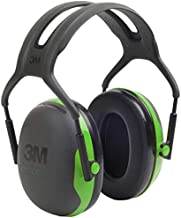 3M - 93045937230 Peltor X1A Over-the-Head Ear Muffs, Noise Protection, NRR 22 dB, Construction, Manufacturing, Maintenance, Automotive, Woodworking