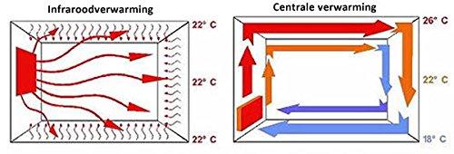 Pleiades W600 Infrarotheizung = BILDHEIZUNG MIT EIGENEM LIEBLINGSFOTO Carbon Crystal Bild 3*