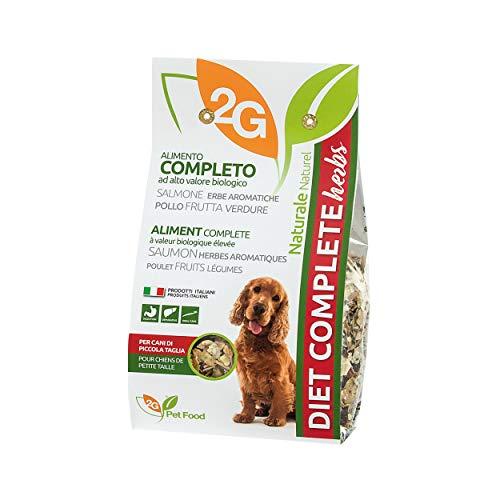 2G PET FOOD Diet Complete Herbs - 350 g