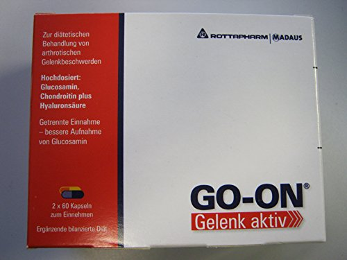 GO ON Gelenk Aktiv Kapseln