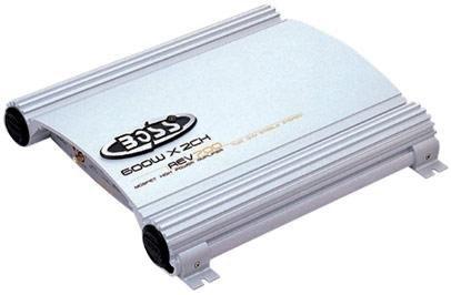 Boss REV700, 2 canales MOSFET de potencia del amplificador, 2 x 150 vatios RMS a 4 ohmios estéreo, amplificador