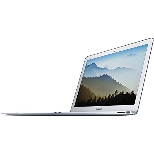 41iNuUlYeRL. SL500 (Renewed) Apple MacBook Air MJVM2LL/A 11.6 Inch Laptop (Intel Core i5 Dual-Core 1.6GHz up to 2.7GHz, 4GB RAM, 128GB SSD…